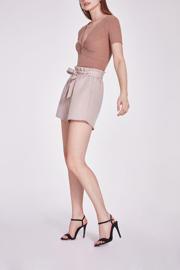 VERITY TIE TOP SHORT (320783)
