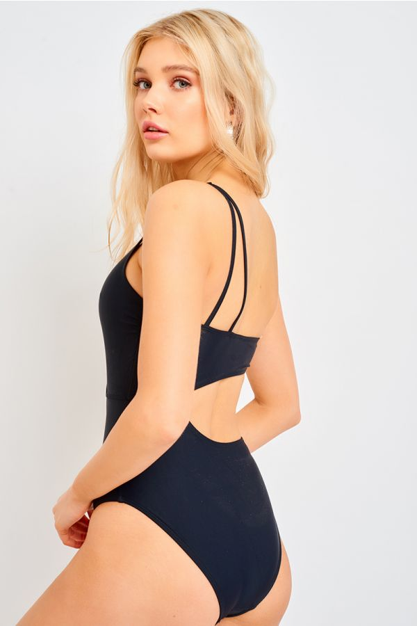 ACTIVE ONE SHOULDER ONE PIECE