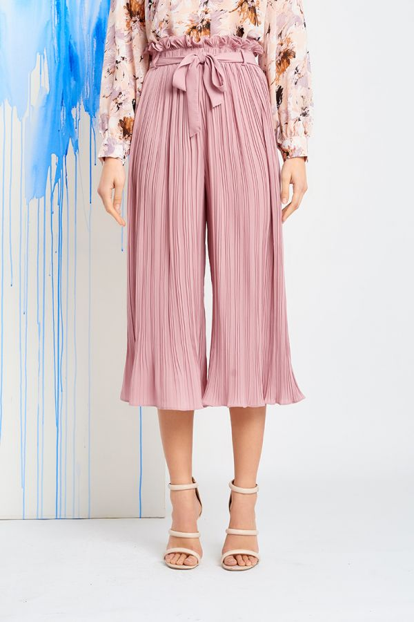TEREZIA WIDE LEG PANTS