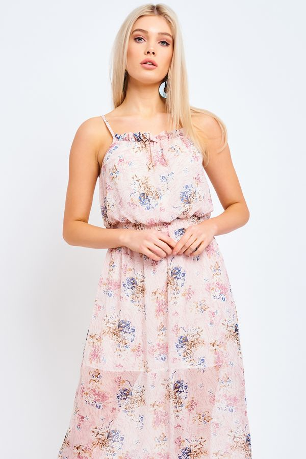 LORETTA CAMI DRESS