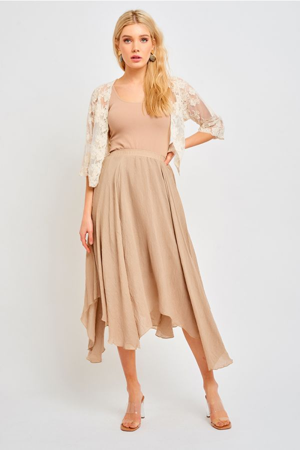 FREYA ASYMMETRIC SKIRT