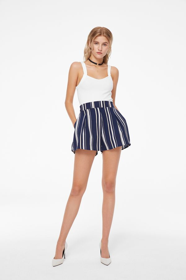 JULIE HIGH WAISTED SHORTS (322295)