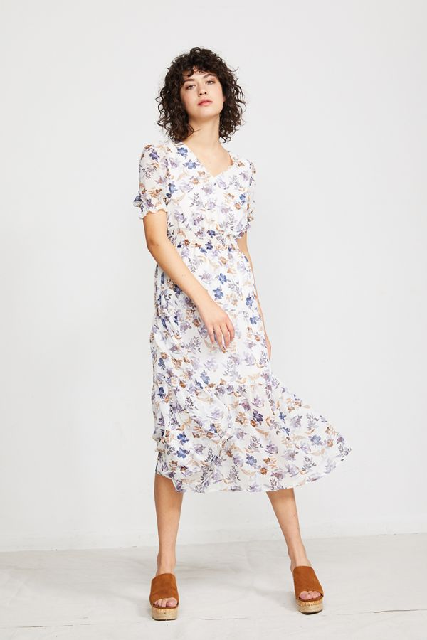 ROXY PRINTED DRESS (322857)