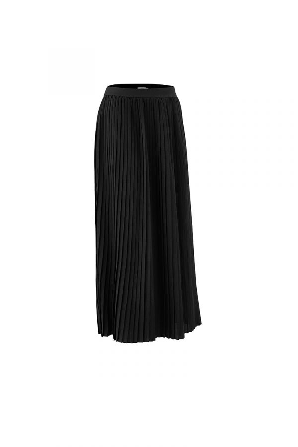 SELMA PLEATED MIDI SKIRT
