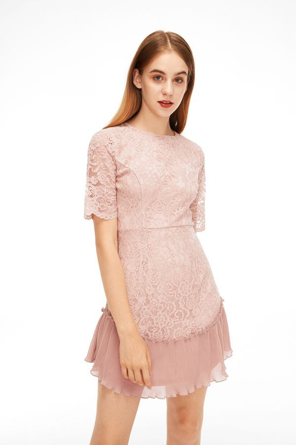 SHEILA LACE DRESS