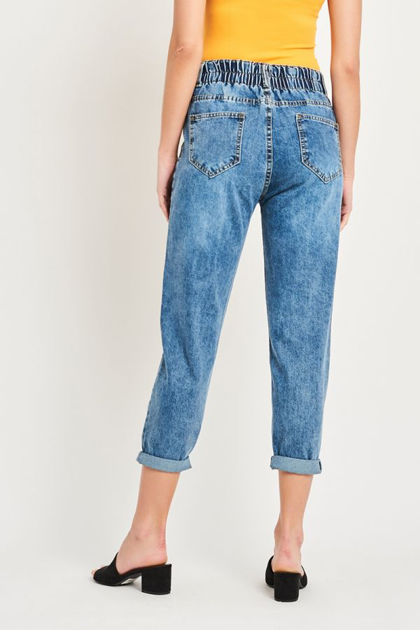 KHLOE DENIM PANTS