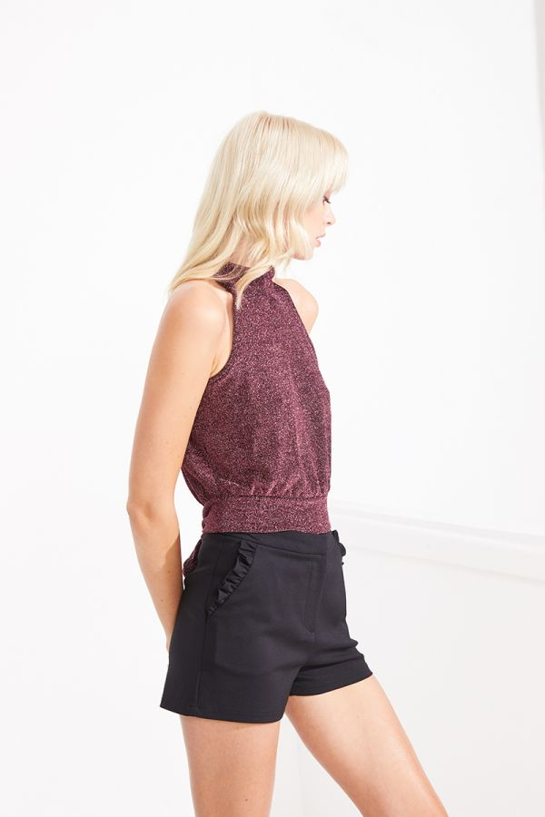 NIGHT OUT SLEEVELESS TOP