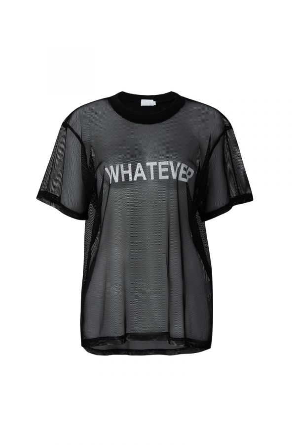 WHATEVER MESH TOP (323906)