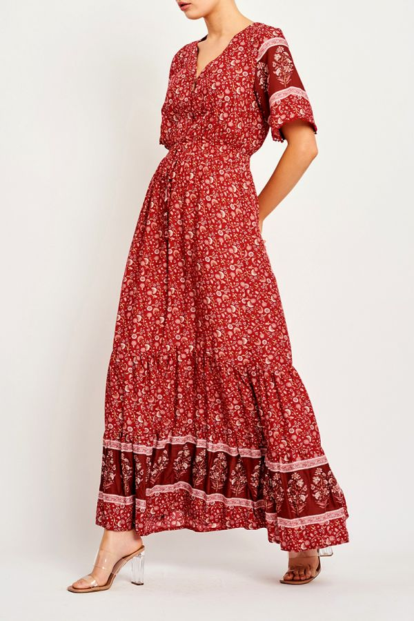 KAHUNA MAXI DRESS (323975)