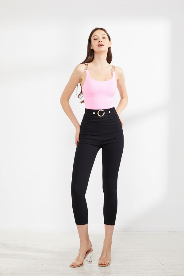 JULES HIGH WAISTED PANTS (324042)