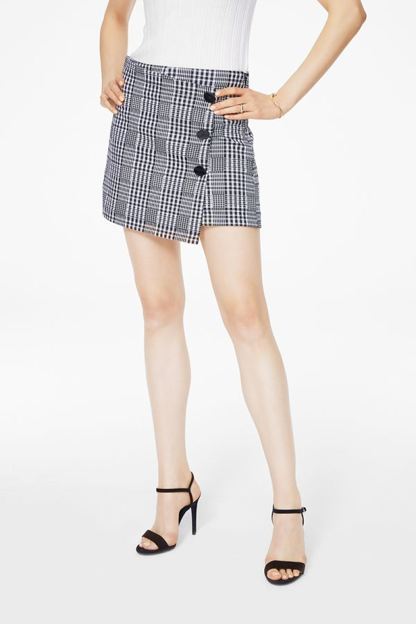 button down shorts  (324216)