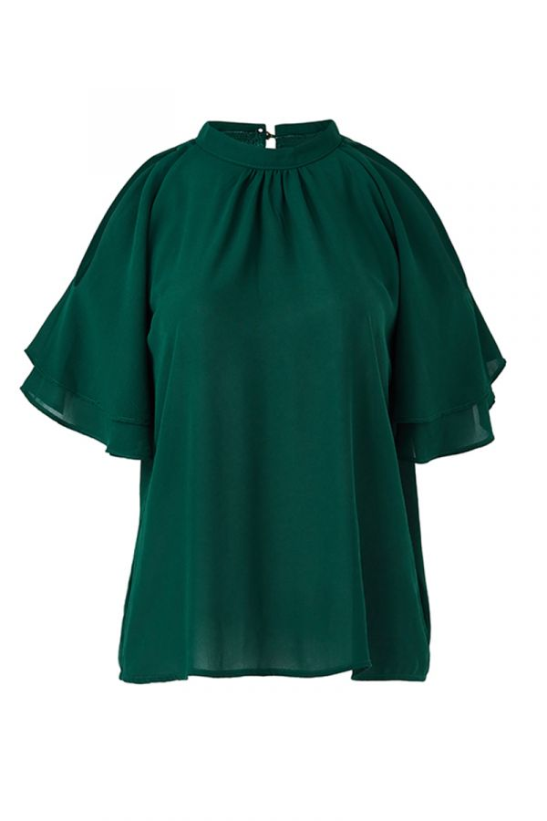 FLORENCE BELL SLEEVE BLOUSE (324273)