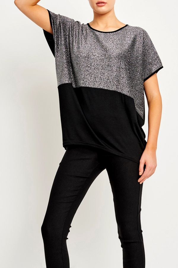 MERCY CONTRAST TOP (324360)