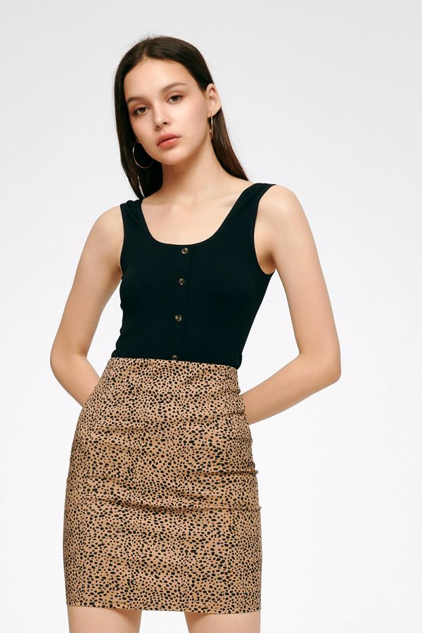 CLAIRE SLEEVELESS KNIT TOP (324425)