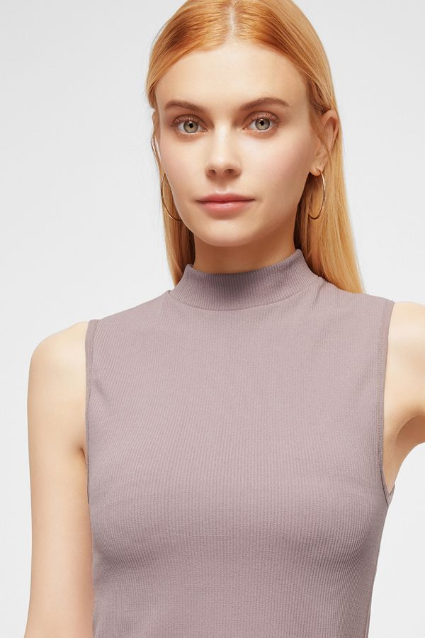 High neck top  (324493)