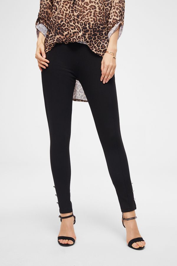 pocket detail ponti peggings  (324861)
