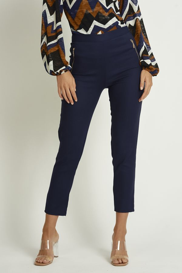slim cropped pants  (325059)
