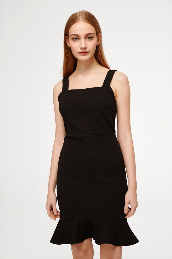 CATRINA SLEEVELESS DRESS (325093)