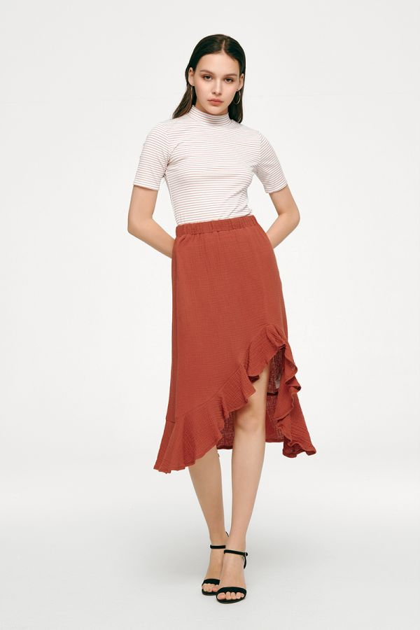 WEEKEND MIDI SKIRT (325100)