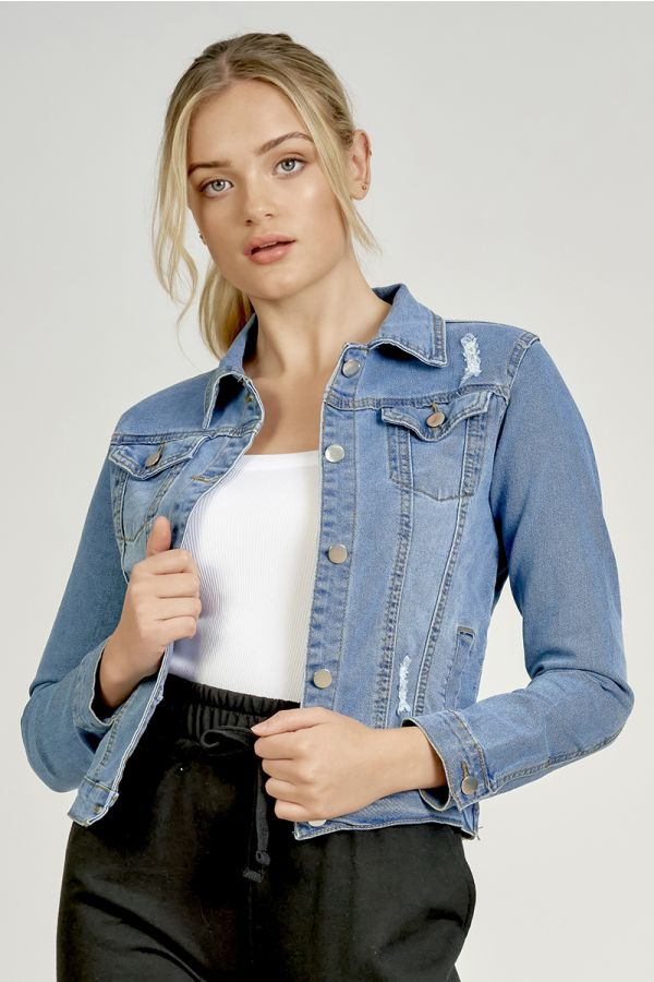 denim jacket  (325670)